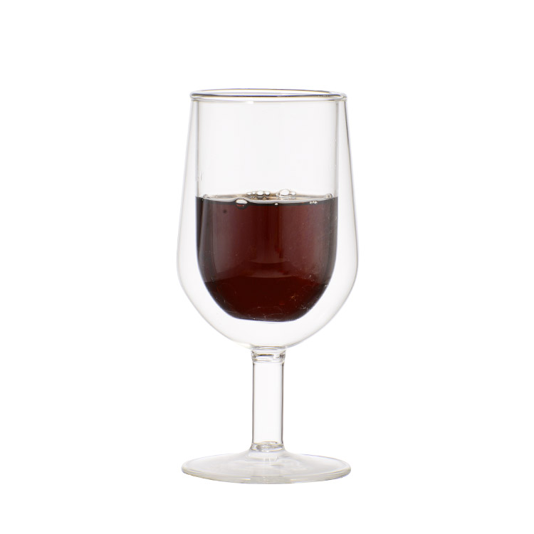 Custom Handmade Glass Cup Wine Glassware For Wedding Party Decoration